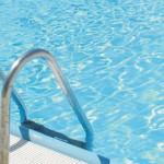 Una piscina a Pontinia