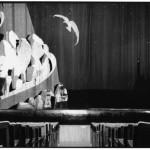 Sipario del CINE-TEATRO MAX - oggi Fellini