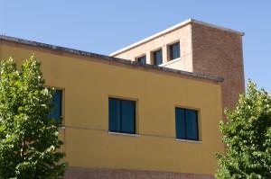 Pontinia (LT), ex casa del Fascio