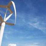 Mini Impianto eolico verticale