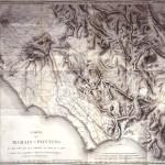 La cartografia delle paludi pontine e del territorio del Comune di Pontinia