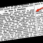 Le Matin 19 Dicembre 1934