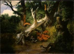 Horace Vernet (1789 - 1863) - paludi pontine