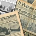 Donazione all'istituendo museo civico di Pontinia