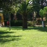 Pontinia (LT), Giardini pubblici parrochiali