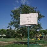 Pontinia (LT), Parco del cinquantenario
