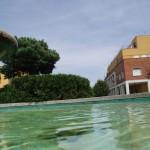 Pontinia (LT), fontana p.zza Indipendenza
