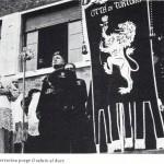 Pontinia (LT), foto epoca dell'inaugurazione della città