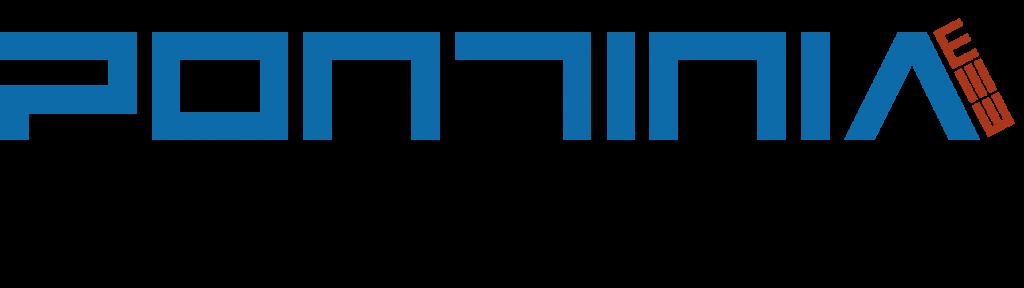 Logotipo pontiniaweb
