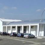 Pontinia - museo piazza Kennedy