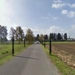 pontinia - strada del cimitero