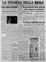 La Stampa 22-12-1935