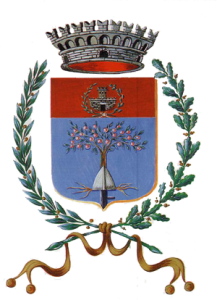 Pontinia: attuale stemma araldico