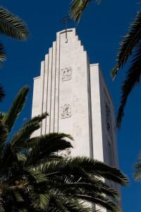 Pontinia (LT), campanile della Chiesa S. Anna