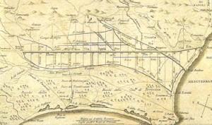 Cartografia delle paludi pontine