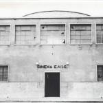 Pontinia (LT) ex cine-teatro ENIC - foto d'epoca [Concessione sito web Teatro Fellini]