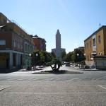 Pontinia (LT), p.zza Indipendenza lato viale Cesare Battisti