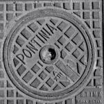 Pontinia (LT), tombino dell'epoca