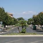 Pontinia (LT), viale Cavour