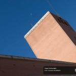 Pontinia (LT), scorcio edificio comunale
