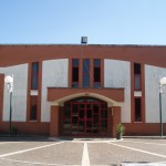 Pontinia (LT), teatro parrocchiale